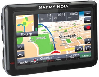 Photo: MapmyIndia GPS Navigator Vx240 from CarSingh Car Accessories  http://www.carsingh.com/car-accessories/mapmyindia-gps-navigator-vx240-7  Large 10.9 cm touch screen for easy viewing  Playback for videos, music and text documents  Integrated bluetooth handsfree functionality  Built-in GPS for powerful navigation. All India maps loaded on internal 2GB flash memory  Support for reverse camera input through AV-In