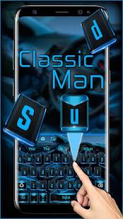 Classic Man Keyboard