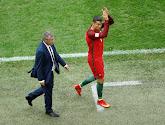 """Fernando Santos est revenu sur la disette de CR7 : """"L'angoisse de Cristiano est notoire"""""""