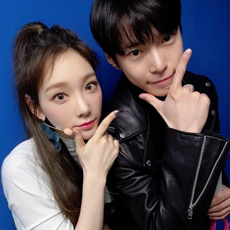taeyeon doyoung dating rumor 1