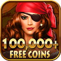 OFFLINE Blackwater Pirate FREE Vegas Slot Machines icon