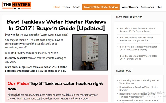TheHeatersGuide