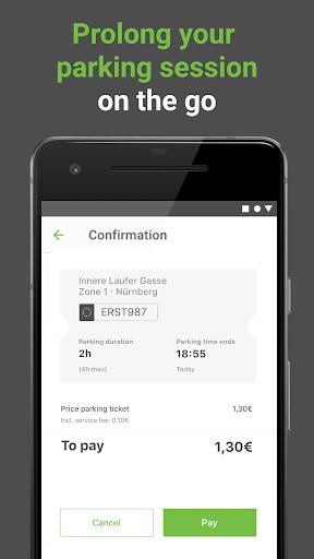 PayByPhone Parking screenshot 7