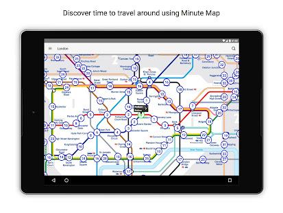 Tube Map London Underground 14