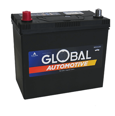 Bilbatteri 12V 45Ah Global