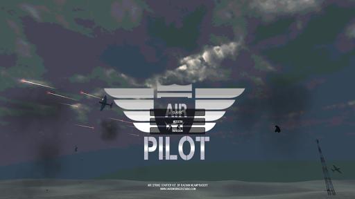 3D Brave Pilot Air Strike