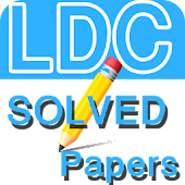 PSC LDC Solved Question Papers