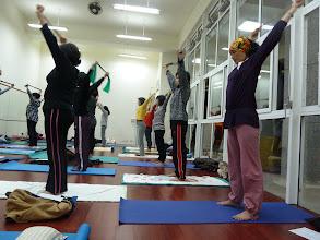 Photo: 20110406健康活力瑜珈001