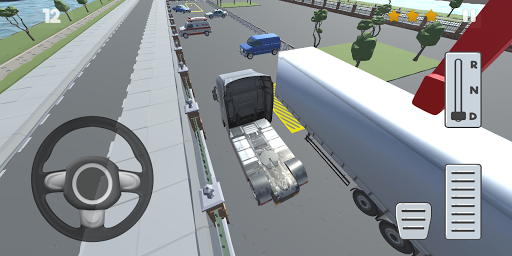 Truck Parking Simulator 2020: City  screenshots 5