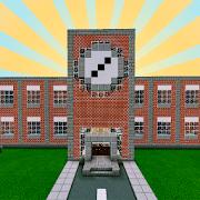 The School Minecraft Map