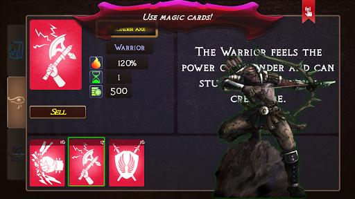 Azedeem: End of Era. Trading Card Game (TCG) 2.13 screenshots 10