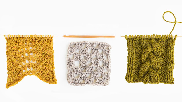 New Stitch a Day: Knitting and Crochet Video Tutorials - Google+