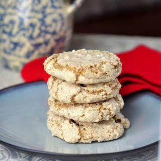 Nut Meringue Cookies.