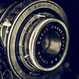AK by Darrin Ralph - Artistic Objects Other Objects ( close up, old, antique, camera, kodak )