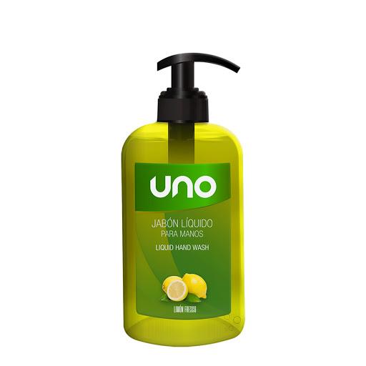 jabon liquido uno para manos limon 500ml