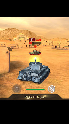 Glory Of Tanks: 5v5 multiplayer tank battles 1.4.174.0 screenshots 1