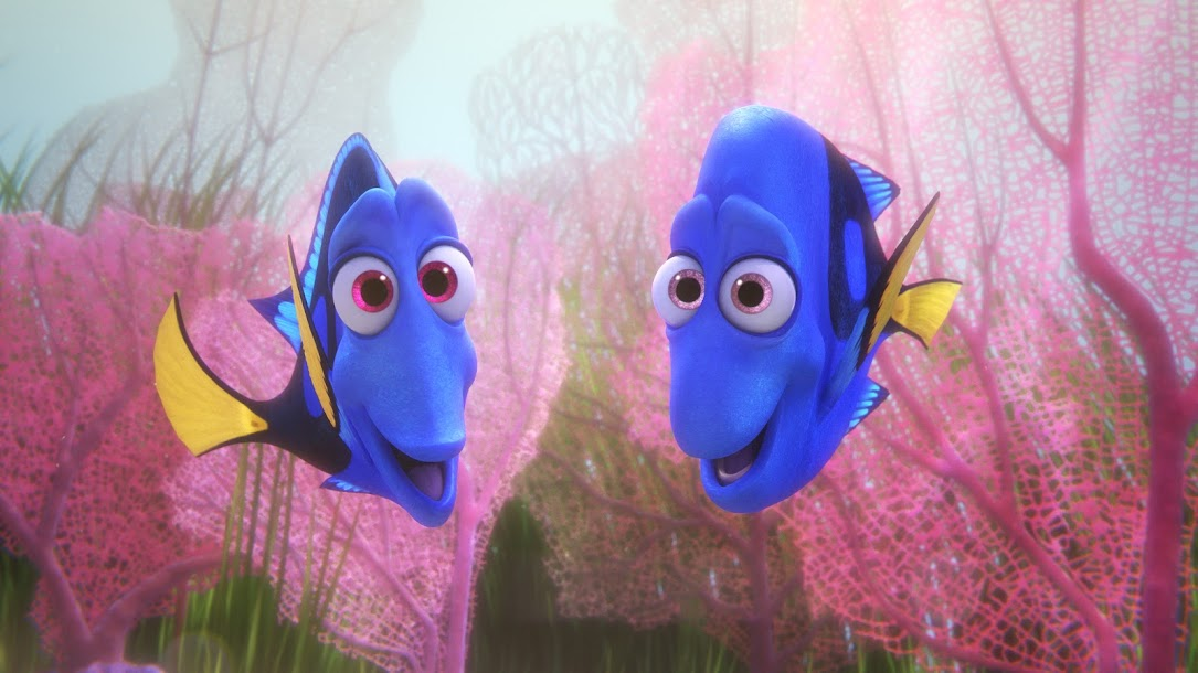 Meet Dory's Parents, Penny & Charlie, Plus Check Out My Finding Dory Review