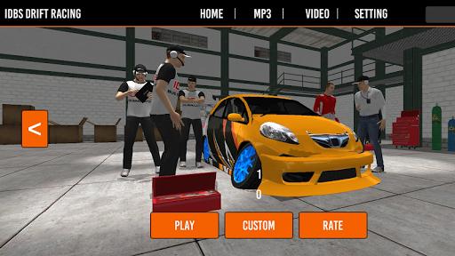 IDBS Drift Online screenshot 2