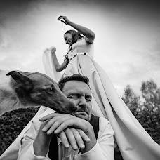 Wedding photographer Klara Stojanikova (klarinetka). Photo of 05.10.2016