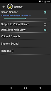 Voice Wiki- screenshot thumbnail