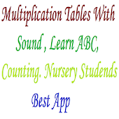 Multiplication Tables Sound