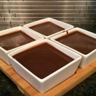 Protein Pudding.