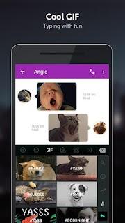 TouchPal Emoji Keyboard screenshot 03