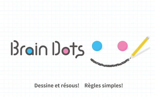 Brain Dots fond d'écran 1