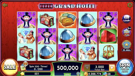 MONOPOLY Slots u2013 Free Slot Machines & Casino Games 2.0.1 screenshots 2
