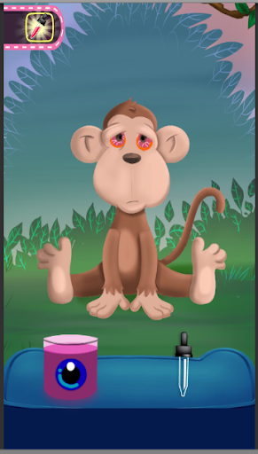 jungle animals doctor kids games android2mod screenshots 3