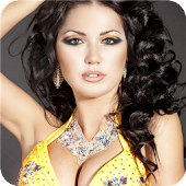 Hot Pretty Belly Dancer LW