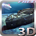 Titanic 3D Free live wallpaper icon