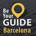 BE YOUR GUIDE - BARCELONA icon