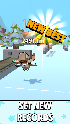 Jetpack Jump screenshot 5