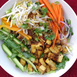 Tasty Thai Lemongrass Salad