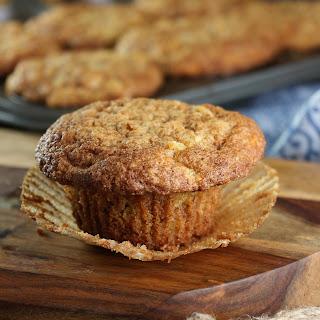 Carrot, Pineapple & Walnut Muffins Recipe