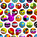 factory balls icon