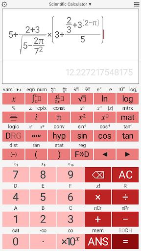 Scientific Calculator 9.3.2 screenshots 1