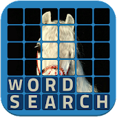 Wordsearch Revealer - Horses
