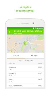 MeinFernbus cestování autousem - náhled