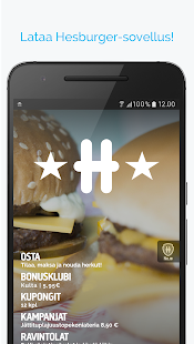 Hesburger- screenshot thumbnail