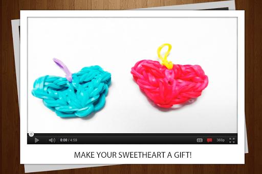 歯茎のバレンタインのアイデア