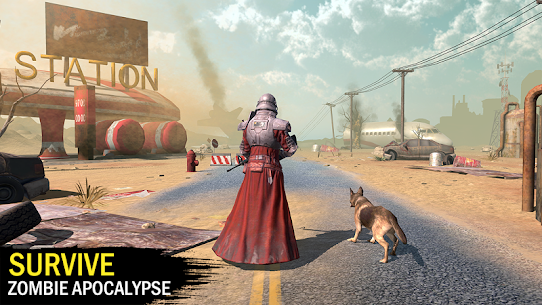 Zombie Survival: Wasteland Apk Download For Android 8