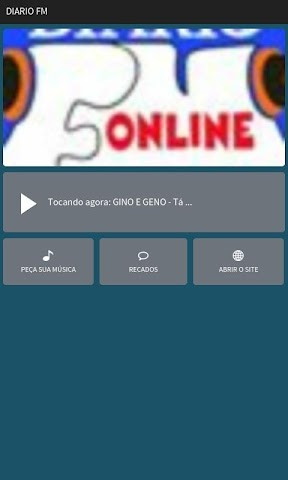 android DIARIO FM Screenshot 0