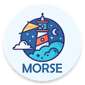 International Morse Coder icon