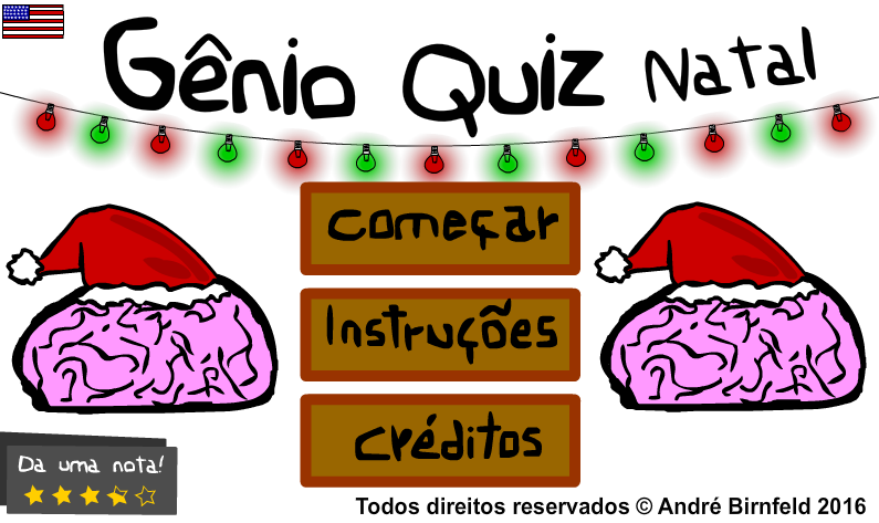 Genius Quiz Christmas- screenshot