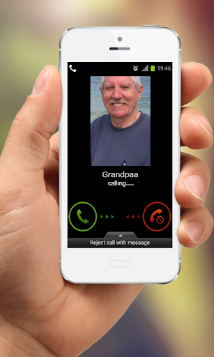 Fake Call and Fake SMS screenshot