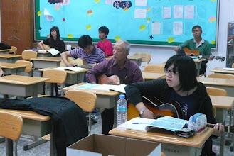 Photo: 20110923跳動的旋律-吉他入門