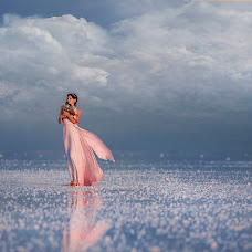 Wedding photographer Liliya Kulinich (Liliyakulinich). Photo of 02.01.2017