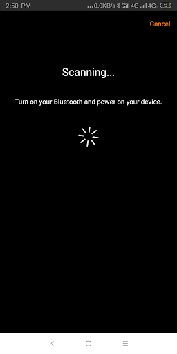 Sensor Blue 1.3.6 screenshots 3